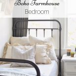 5 Style Tips For A Teen Girls Boho Farmhouse Bedroom Hallstromhome