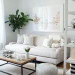 How to Decorate a Living Room with Beige Couch