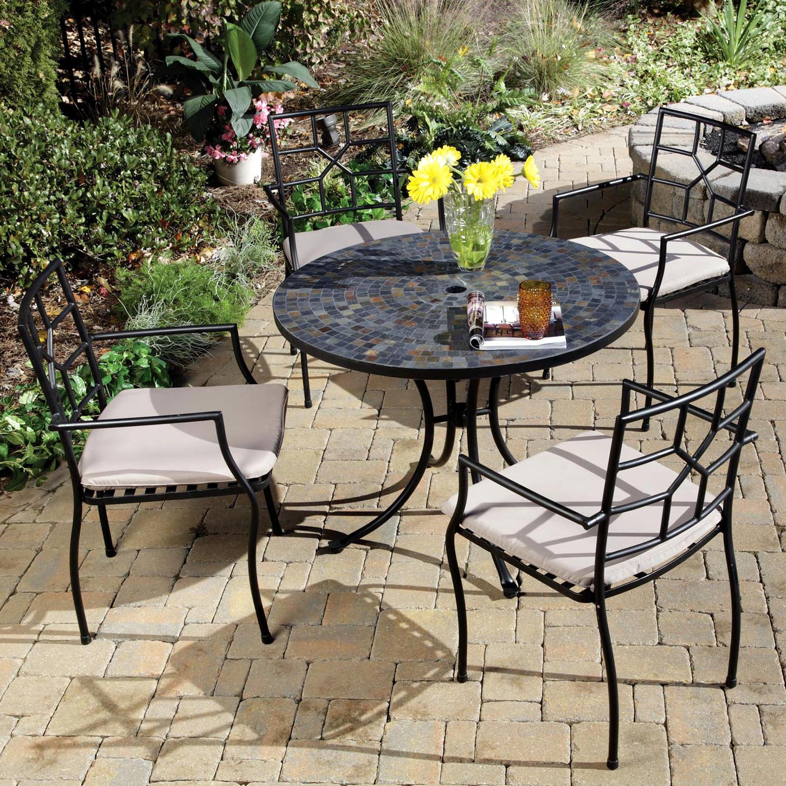 54 Patio Table Dining Room Tile 25 Best Ideas About Mosaic Tables Layjao