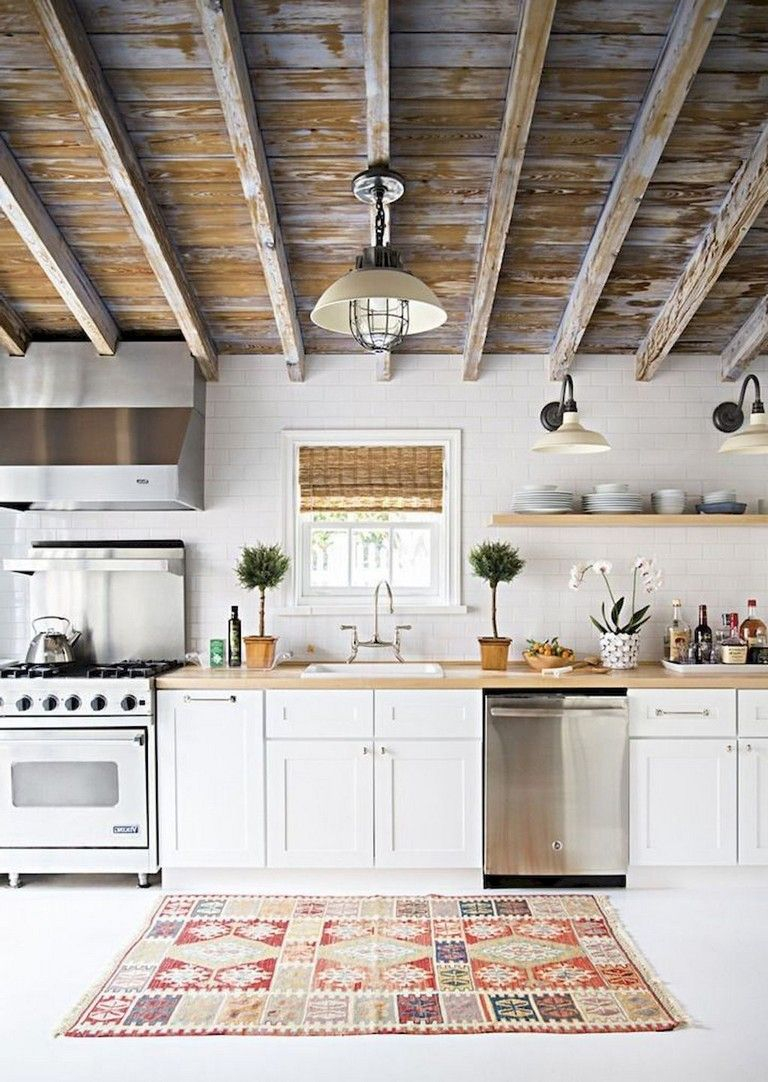 58 Top Rug For Farmhouse Kitchen Ideas Kitchen Wooden Ceiling