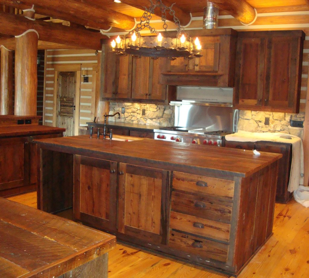 60 Western Rustic Kitchen Cabinets Western Rustic Kitchen Images