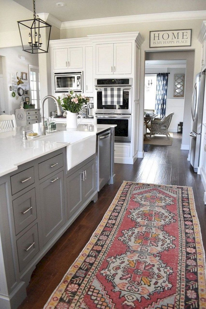 70 Timeless Rustic Farmhouse Kitchen Cabinets Ideas Remodel