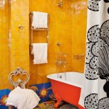 78 Best Orange Bathrooms Images On Orange Bathrooms Burnt Orange