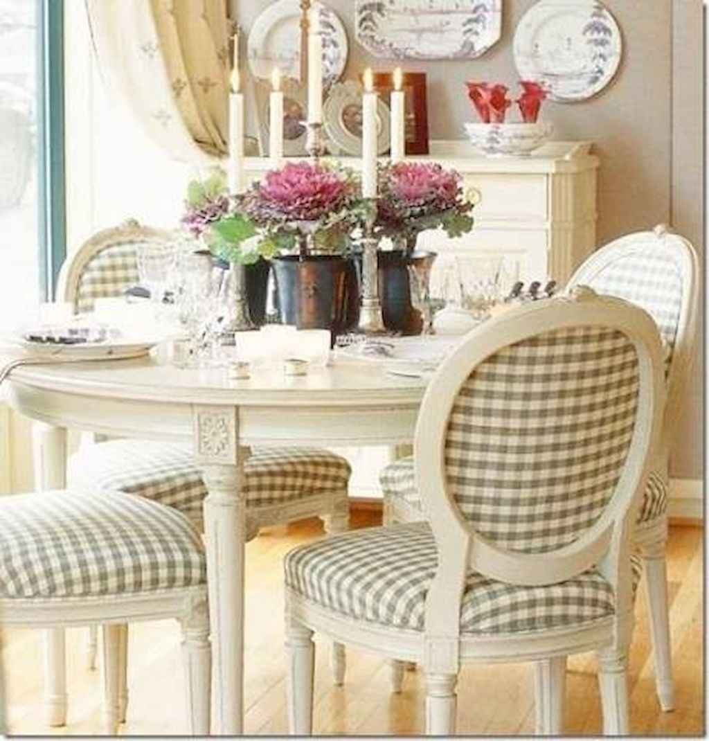 85 Beautiful French Country Dining Room Decor Ideas Homespecially