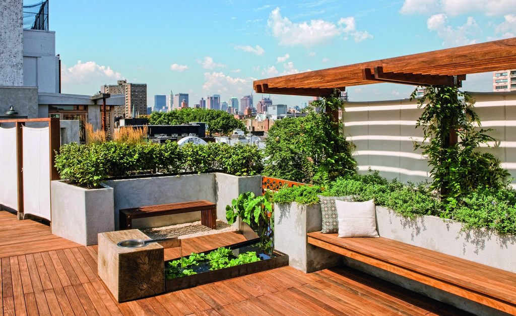 9 Remarkable Rooftop Garden Designs Around The World Architectural