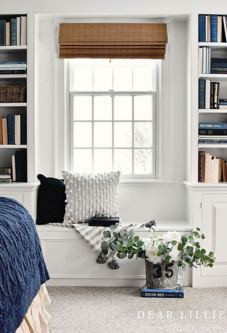 A Window Seat For Jamie Modern Farmhouse Bedroom Decor Modern