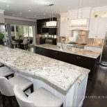 Alaska White An Elegant White Granite For Modern Kitchens