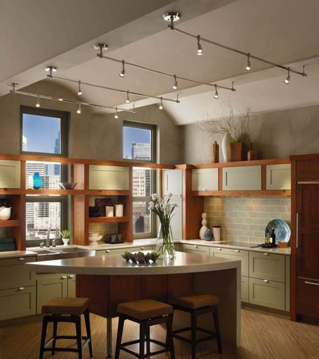 Amazing Of Industrial Kitchen Lighting Fixtures Related To House