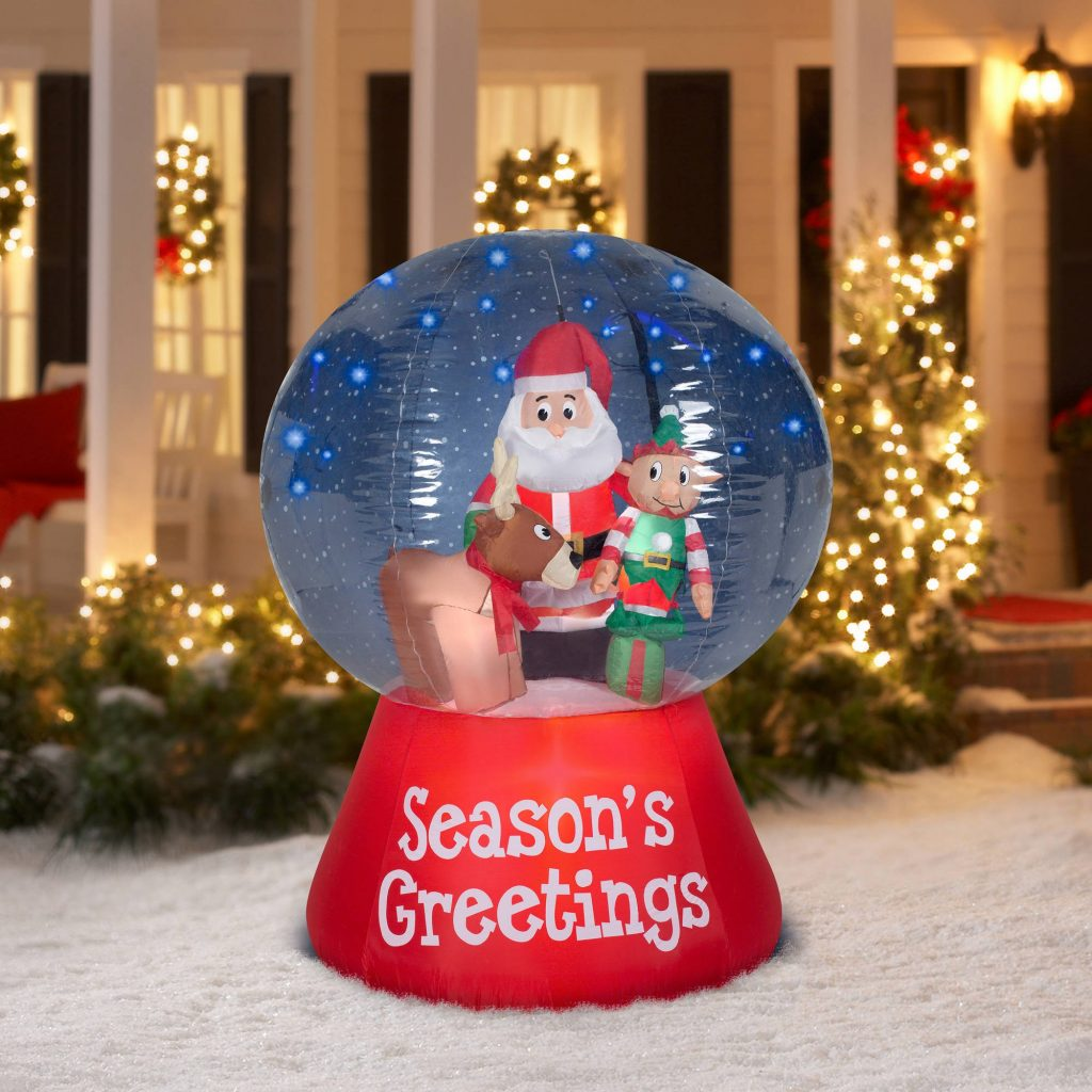 Animated Outdoor Christmas Decorations Comfy Christmas