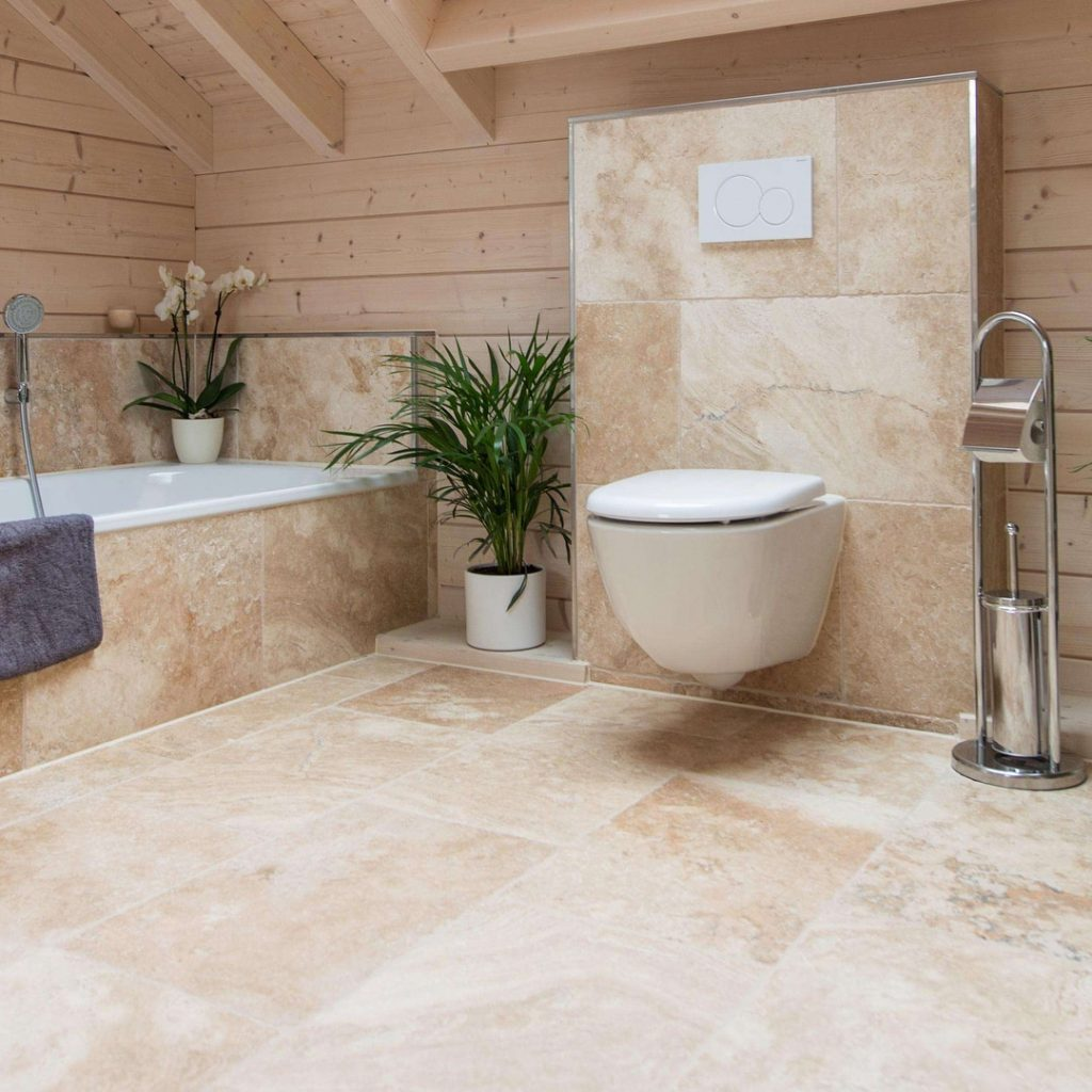 Are Natural Stone Tiles The Best Solution For Bathroom Floors