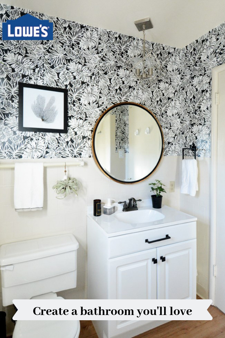 At Lowes We Offer A Huge Variety Of Bathroom Remodel Ideas To Make