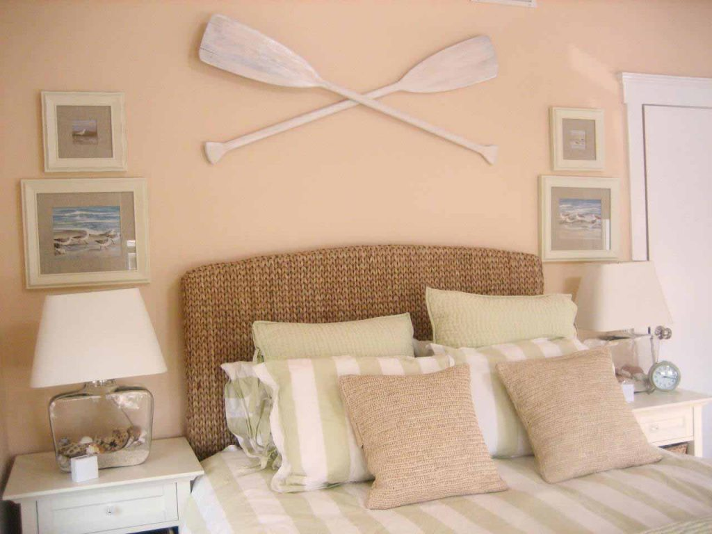 Attractive Beach Bedroom Decor Of Themed Bedro 3959 Idaho