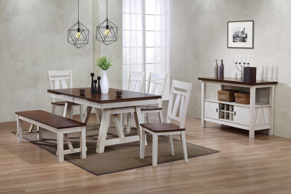 August Grove Keturah Farmhouse Dining Table Reviews Wayfair