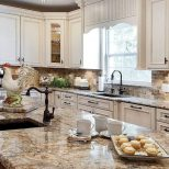 Awesome 80 Beautiful French Country Kitchen Design Ideas Country