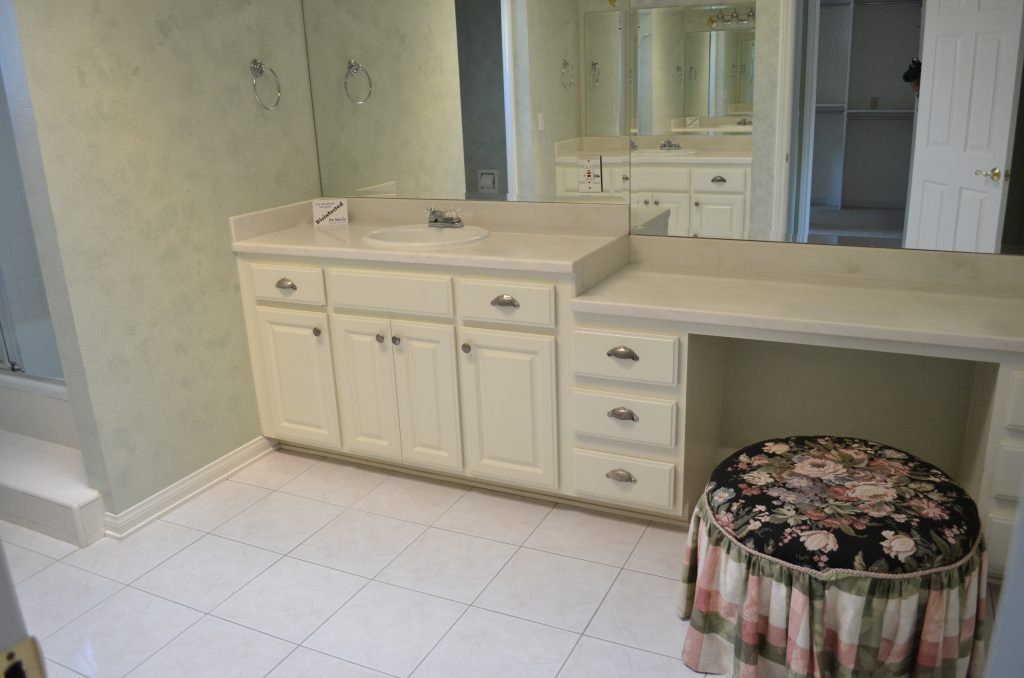 Bathroom Appealing Collection Of Bathroom Vanity With Makeup Table