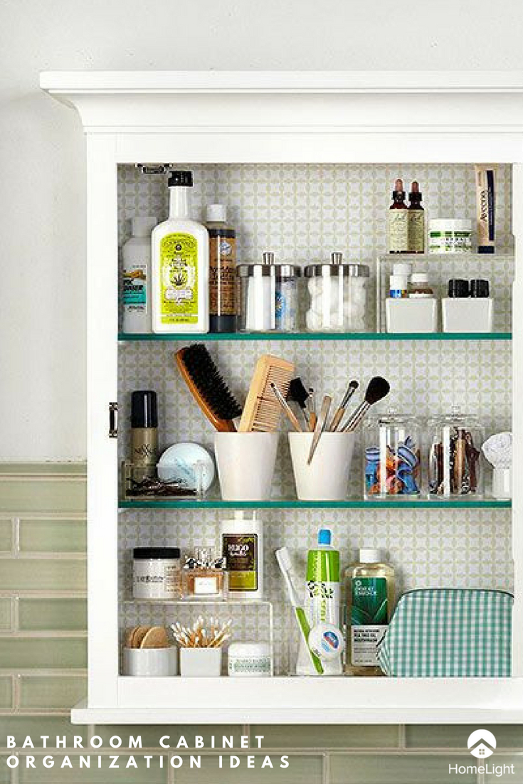 Bathroom Cabinet Organization Ideas Start Getting Your Home