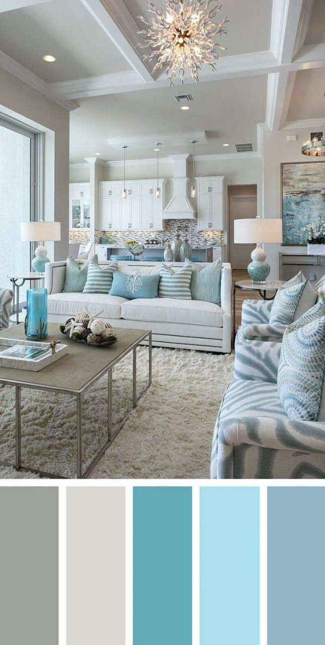 Beach House Interior Paint Colors Beautiful Beach Themed Paint