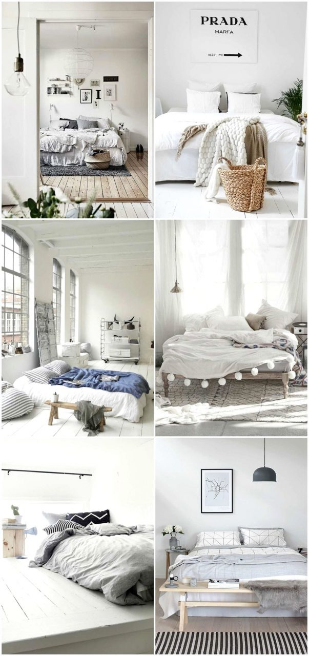 Beautiful Minimalist Bedroom Inspiration Minimalist Bedroom In
