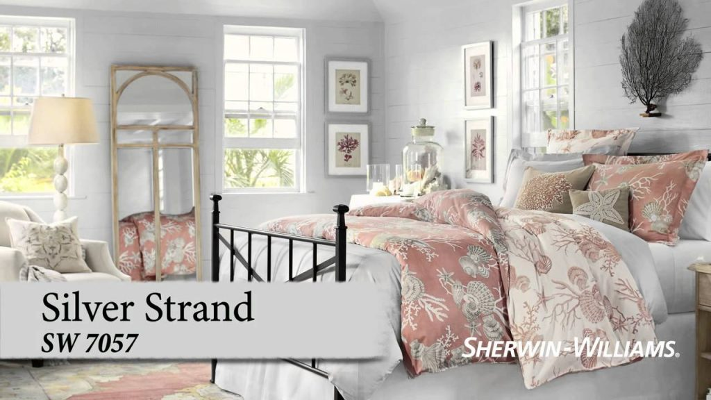 Bedroom Color Ideas From Sherwin Williams Pottery Barn Youtube
