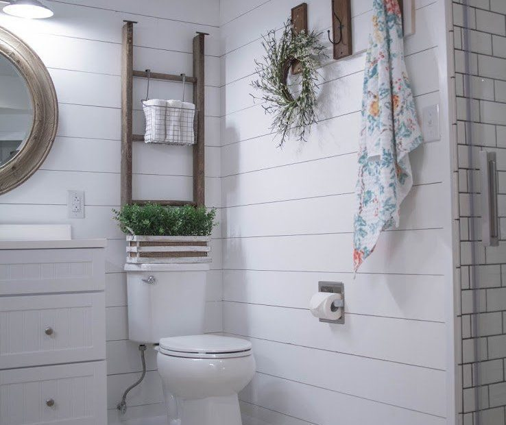 Before And After Bathroom Remodel With Lowes Bathroom Inspiration