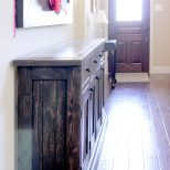 Best Narrow Sideboards And Buffets Modern Very Narrow Sideboard Long