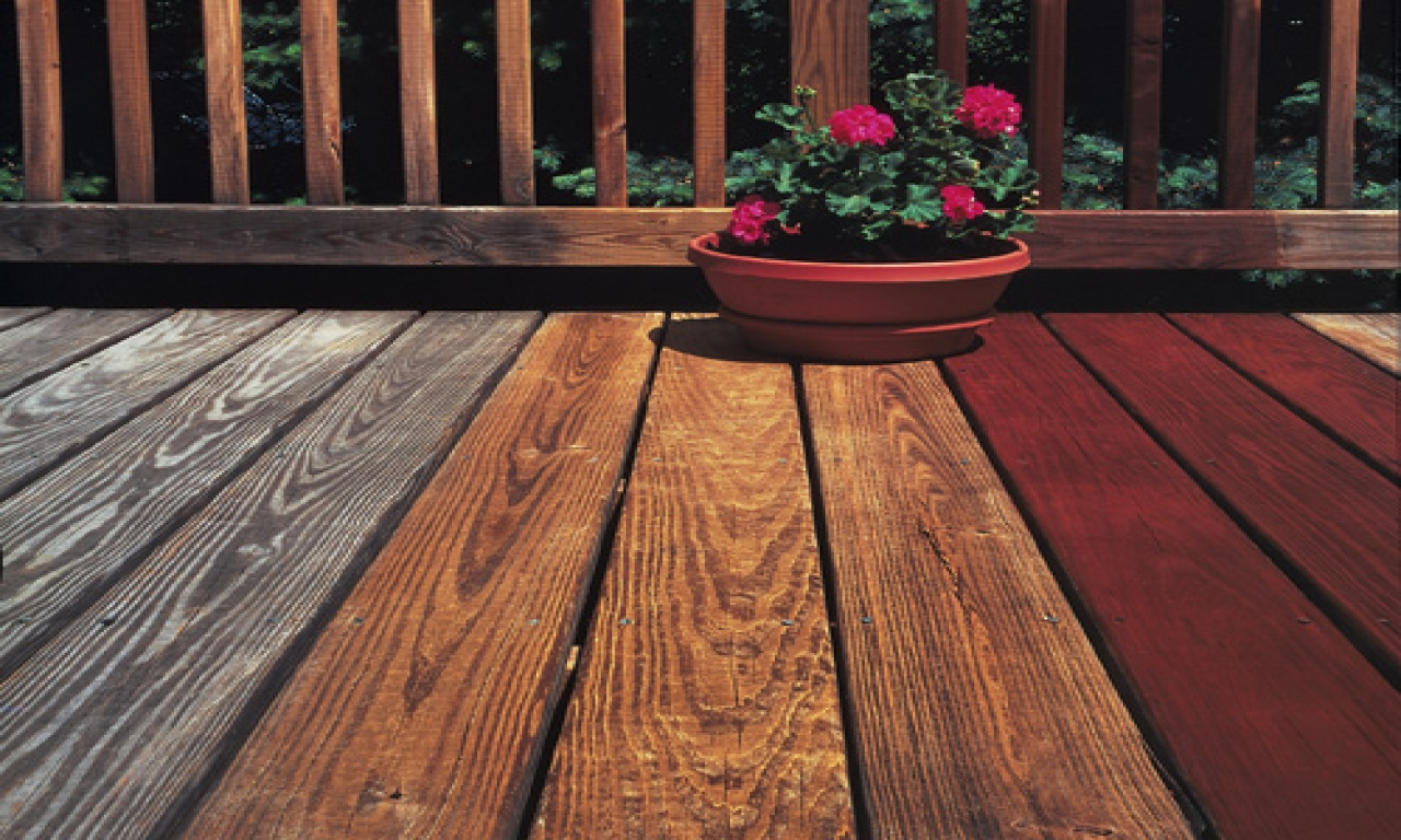 Wood Deck Stain Colors Sherwin Williams