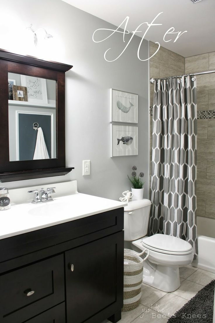 Boys Bathroom Inspiration With Subtle Nautical Theme From Just The