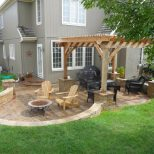 Brick Paver Patio Design Ideas Home Citizen