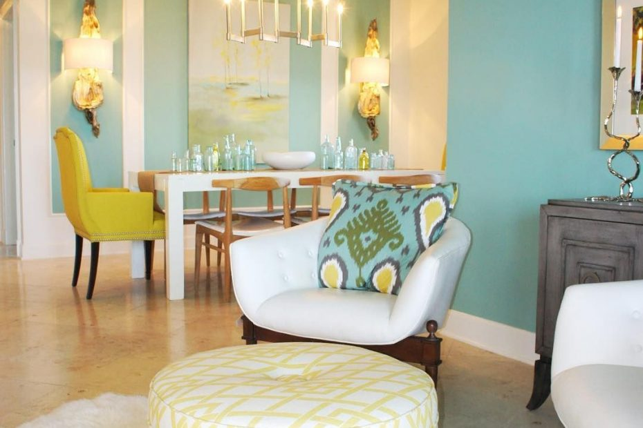 Bright Paint Colors Interior Paint Colors Coastal Beach House