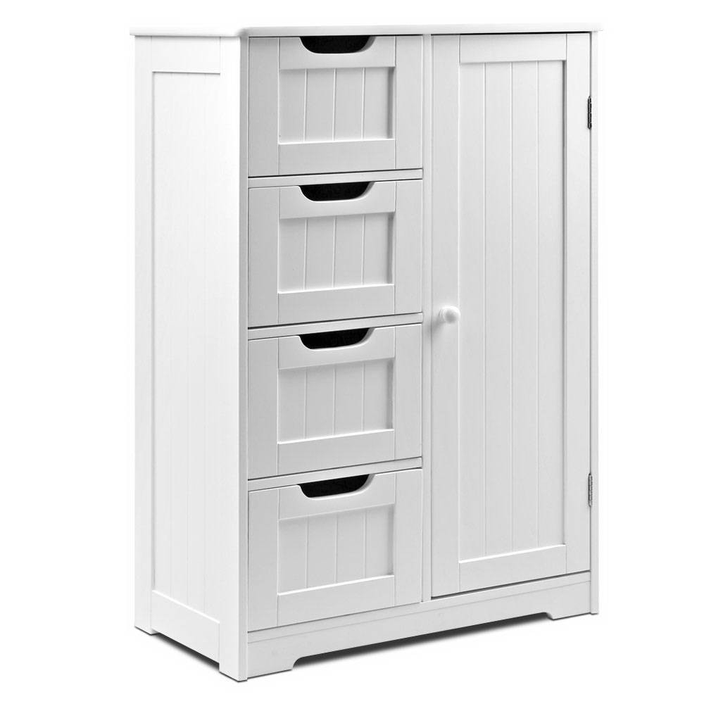 Buy Now Bathroom Storage Cabinet Laundry Toilet Cupboard Tallboy