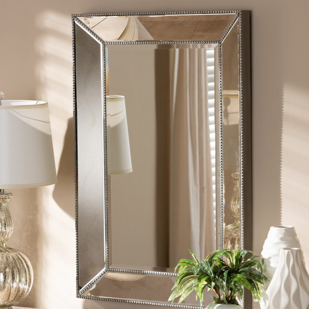 Cady Beveled Wall Mirror Birch Lane
