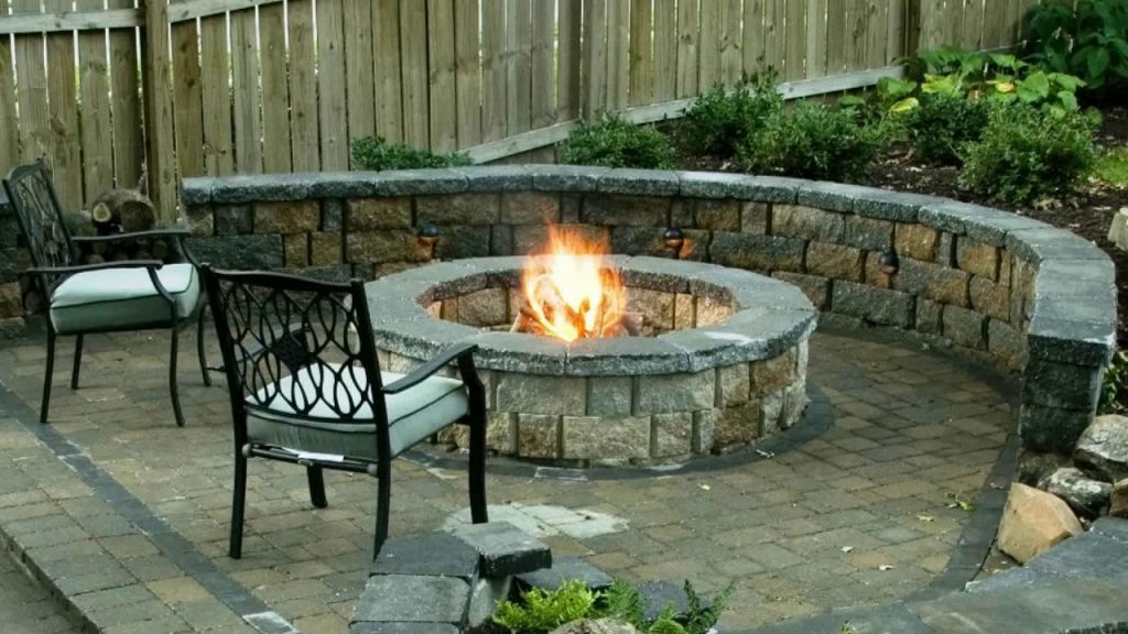 Cheap Diy Fire Pit Ideas 2018 How To Build Survival Stone