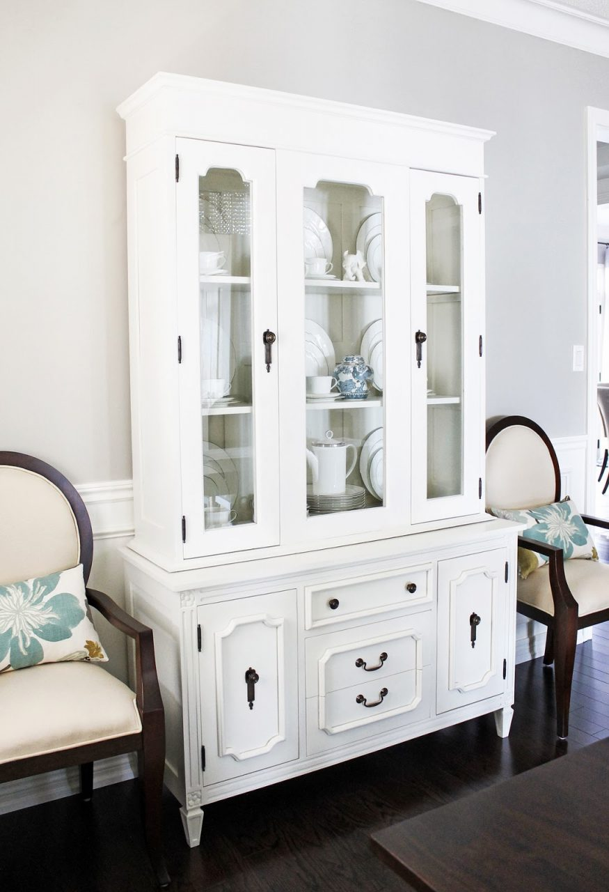 Chic Idea Dining Room Buffet Hutch Mathwatson