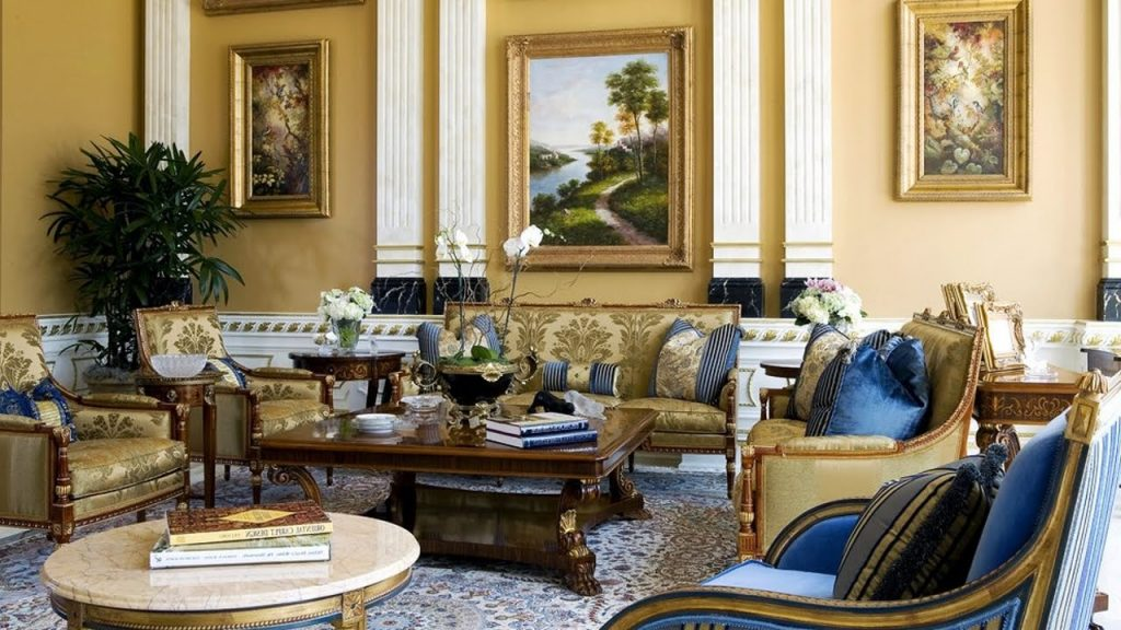Classic Traditional Living Room Design Ideas Youtube