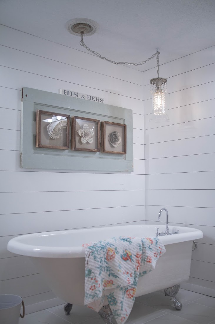 Complete Bathroom Makeover With Lowes Tessa Kir Blog