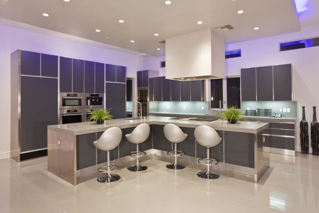 Contemporary Kitchen Ceiling Lights Electrical Ngd Lighting