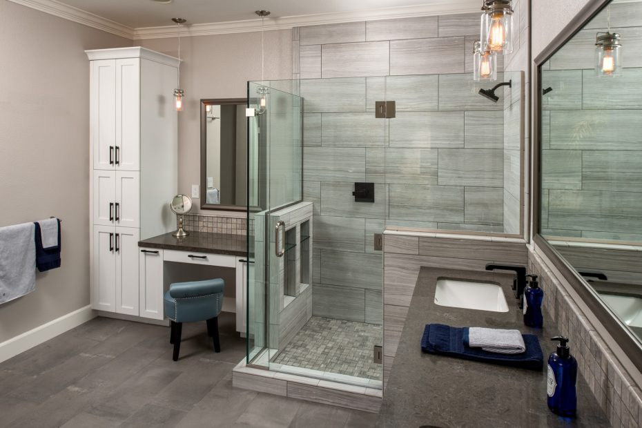 Contemporary Vs Traditional Bathroom Remodel Remodel Works