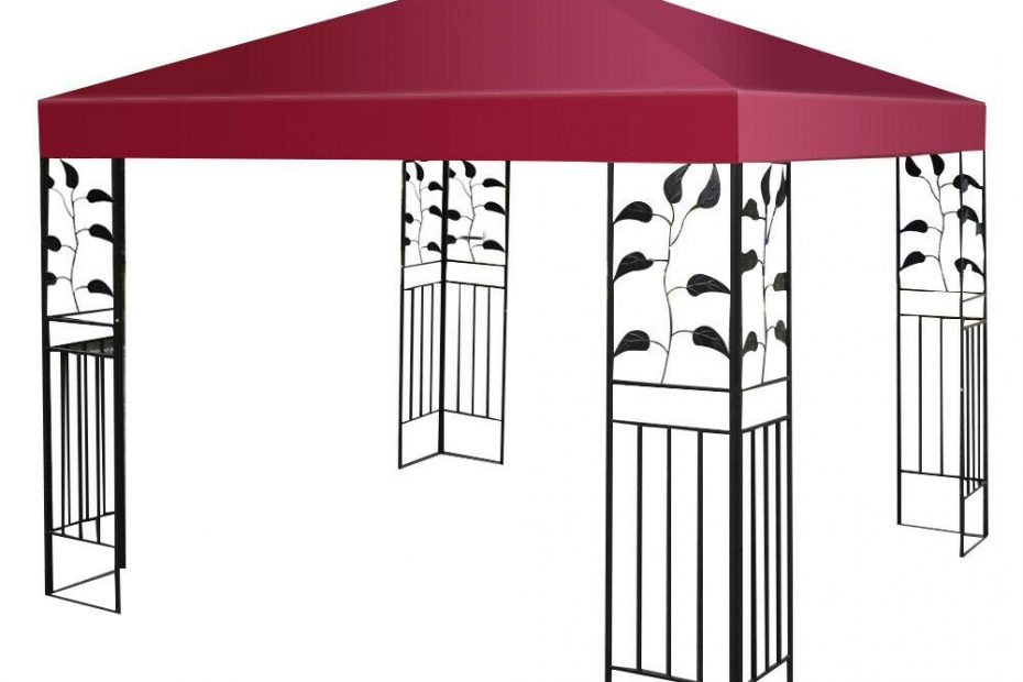 Costway Costway 10 X 10 Gazebo Top Cover Patio Canopy Replacement