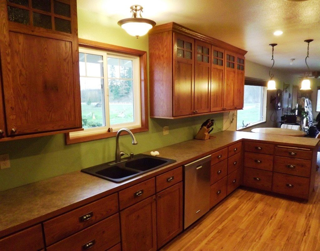 Craftsman Style Kitchen Cabinets Bettendorf Iowa Craftsman Style