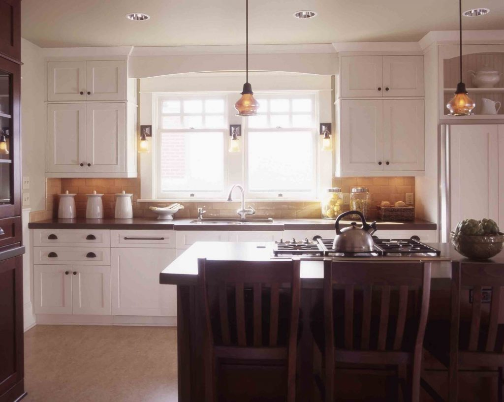Craftsman Style Kitchen Design Kitchen Design