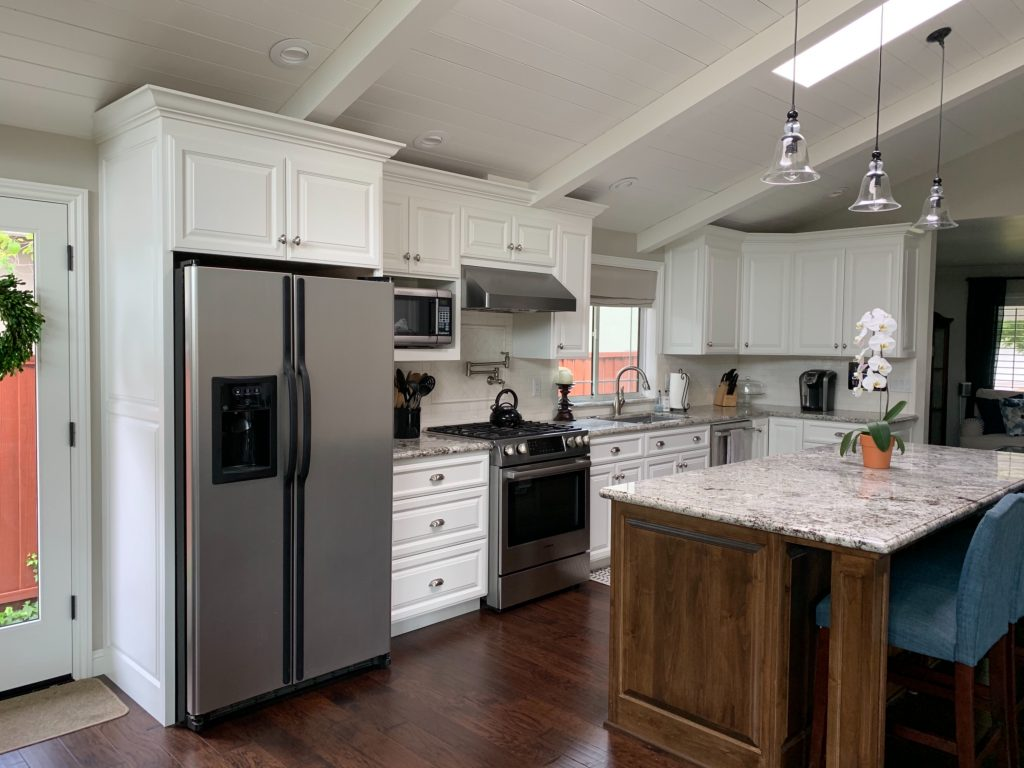Craftsman Style Modern Farmhouse W Beautiful Kitchen San Jose Ca