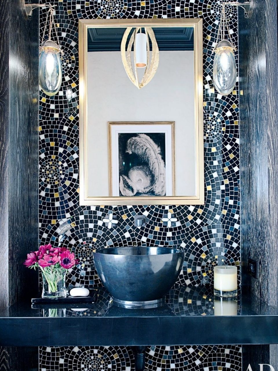 Creative Bathroom Tile Inspiration For Your Next Remodel