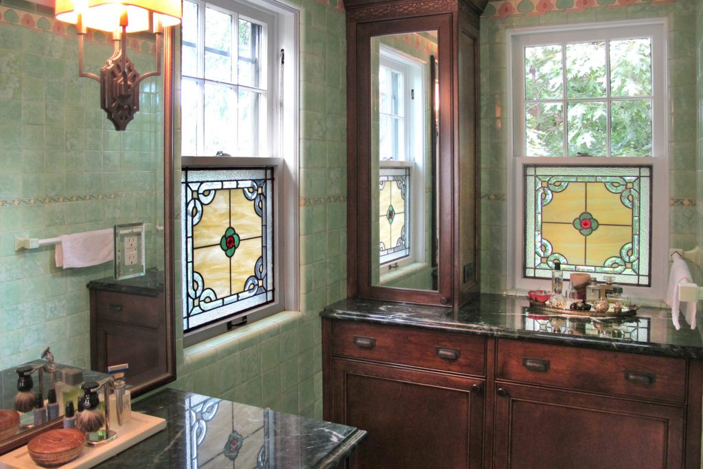 Custom Stained Glass Windows Painted Light Stained Glass