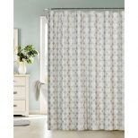 Dainty Home Twilight 70 In Silver Shower Curtain Twiscsi The Home