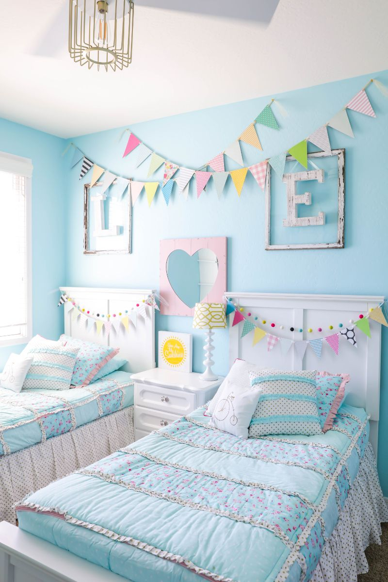 Decorating Ideas For Kids Rooms Beautiful Rooms Girl Bedrooms