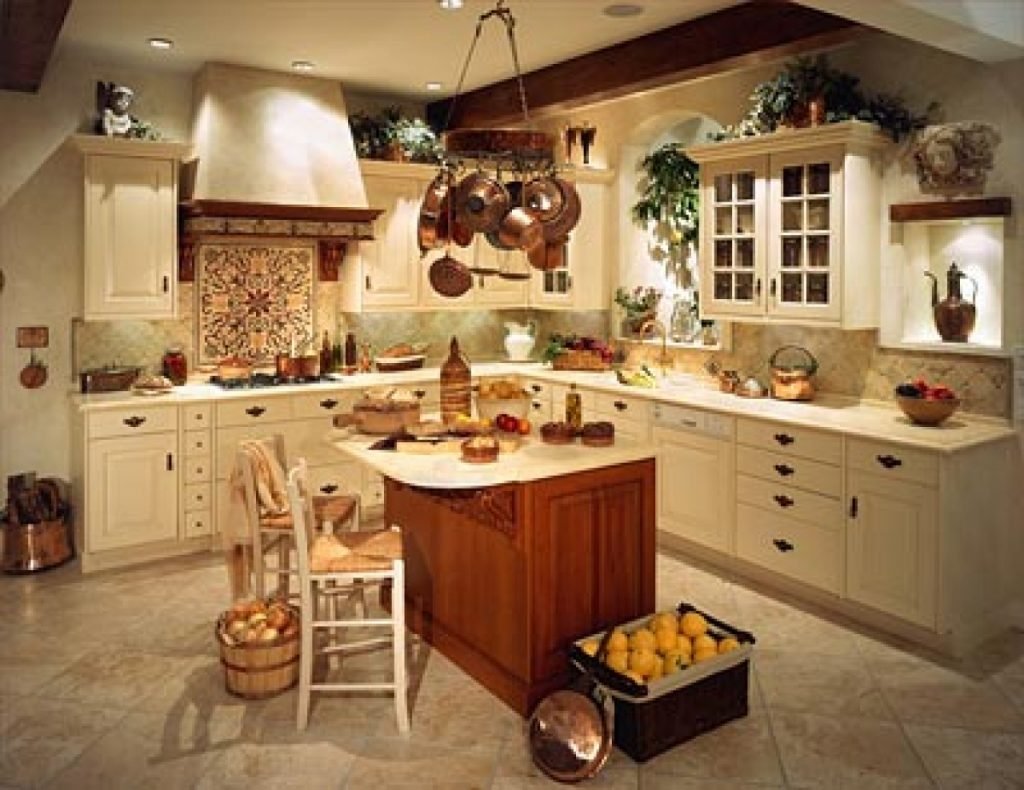 Decoration Italian Kitchen Decorating Ideas Small Kitchen Units