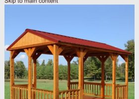 Gazebo Metal Buildings