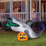 Jaws Halloween Decoration