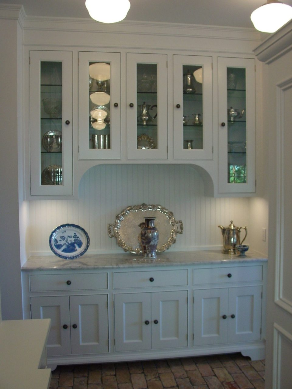 Dining Hutches Large Kitchen Hutch Bar Buffet Cabinet Narrow