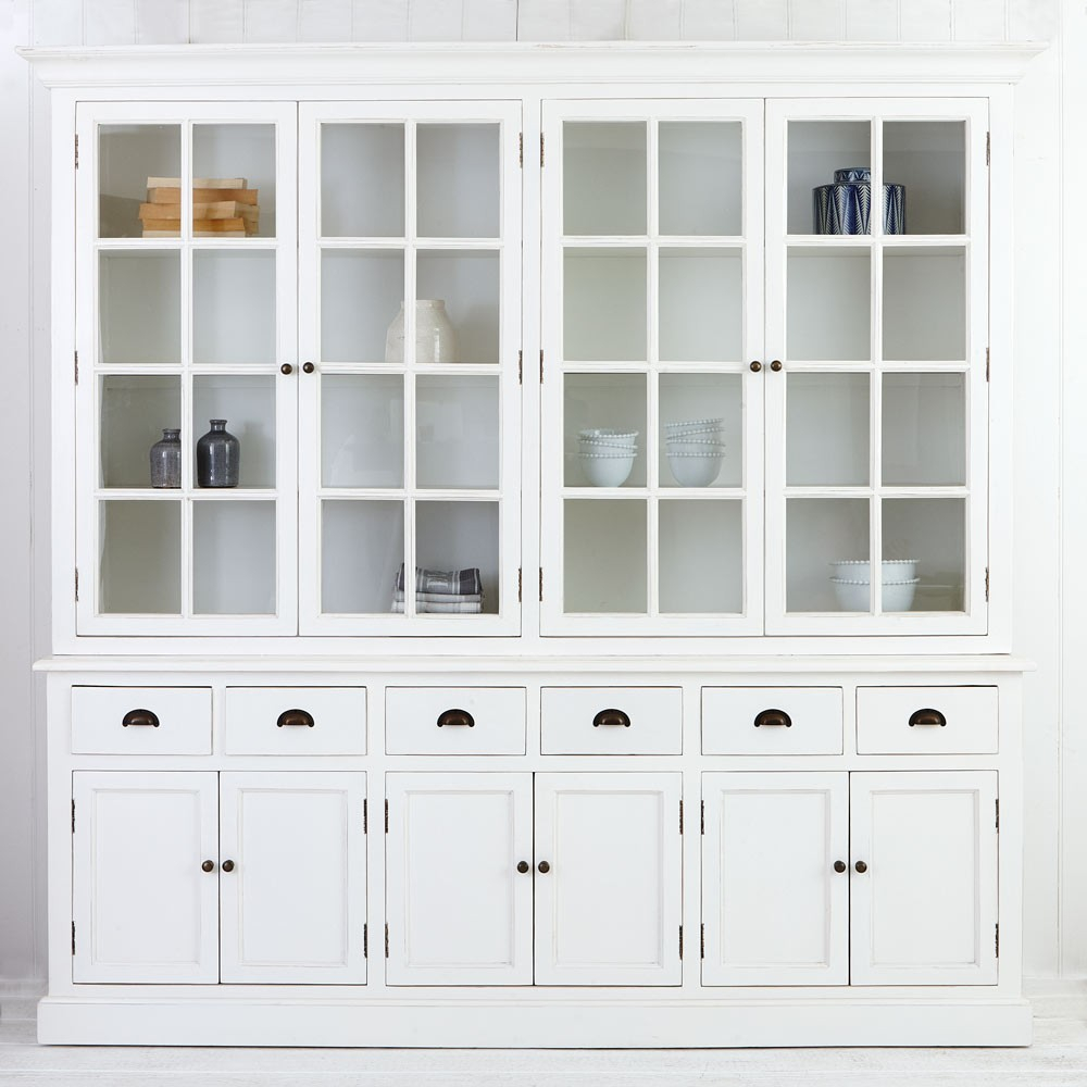 Dining Hutches White Dining Room Hutch Buffet Furniture Credenza